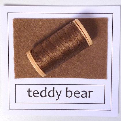 Sewing Thread :: Teddy Bear