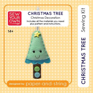 Christmas Tree Mini Kit