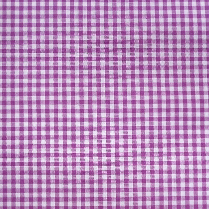 Fabric :: Wide Gingham :: Purple