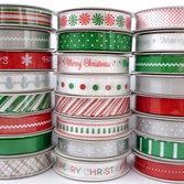 Bumper Packs :: Christmas Ribbon Reels #1