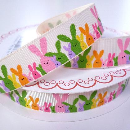 Bertie Bows Ribbon :: Easter Bunny