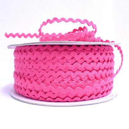 Teeny Tiny Ric Rac :: Bright Pink