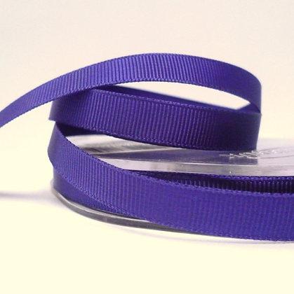 10mm grosgrain :: by the metre :: Purple