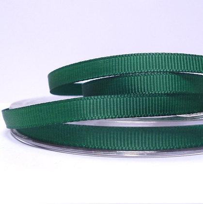SALE 6mm grosgrain ribbon :: Dark Green