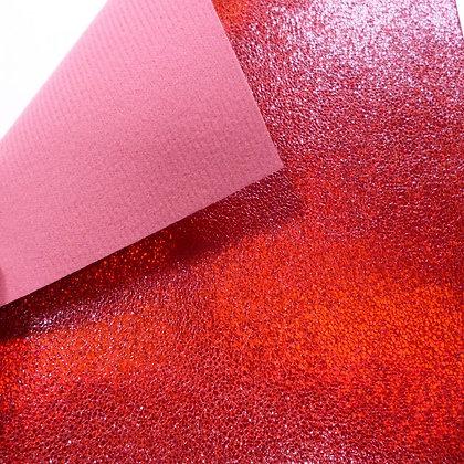 Crackle Vinyl :: Red