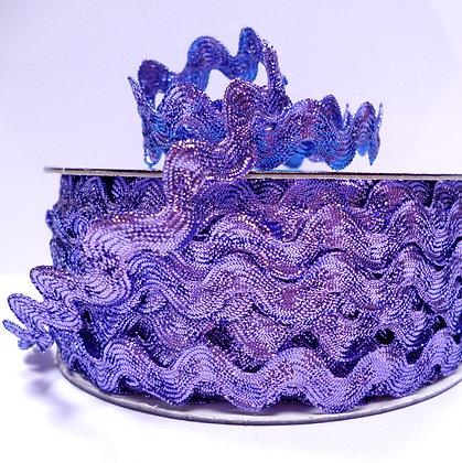 Metallic Ric Rac :: Purple