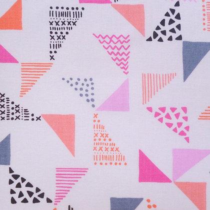 Fabric :: Pastel Geo :: Just Right