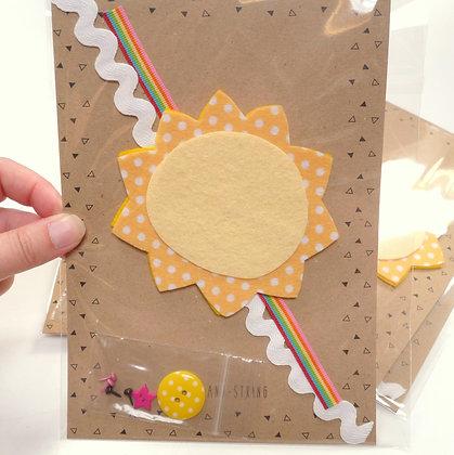 Happy Sunshine YELLOW Ingredients Pack