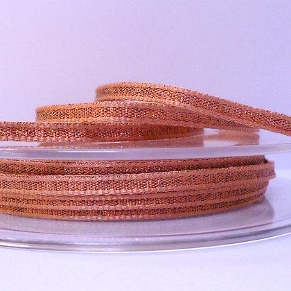 Lame Ribbon :: 3mm Bronze