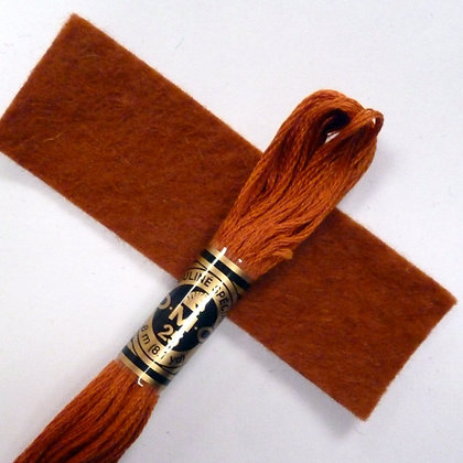 DMC Embroidery Thread :: Russet (3826)