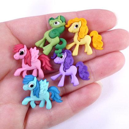 Fantastic Button Packs :: Pony Parade