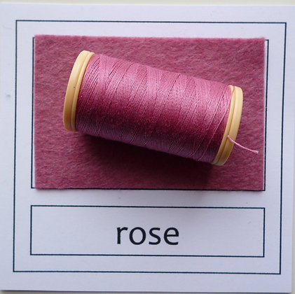 Sewing Thread :: Rose