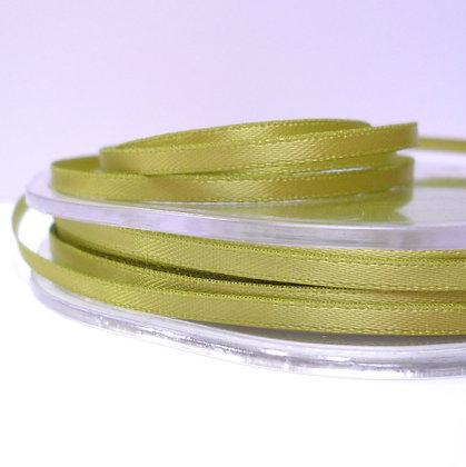 Pistachio :: 3mm Mini Satin Ribbon :: 5m