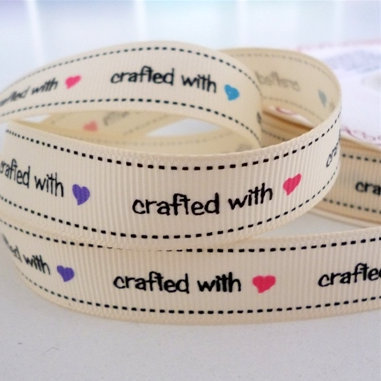 Handmade With Ribbon :: Crafted With *Heart*