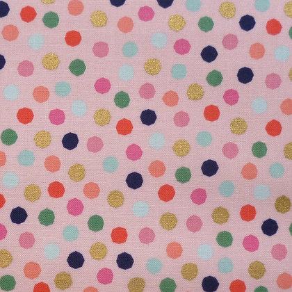 Fabric :: On Trend :: Blush + Dots