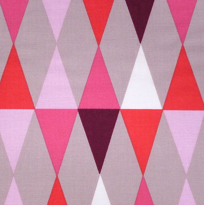 Fabric :: Copenhagen :: The Harlequin (Red)