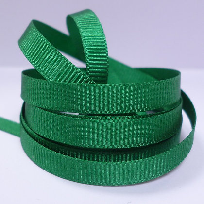 6mm Grosgrain Ribbon :: Forest Green (9850)