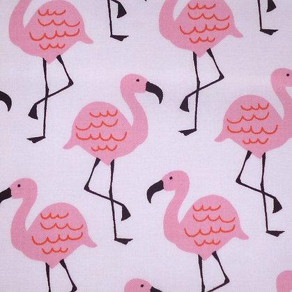 Fabric :: Summerlicious :: Flamingo