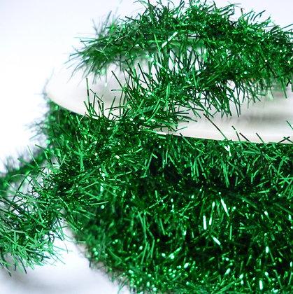 Mini Tinsel :: Green