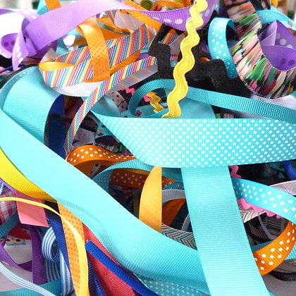 Ribbon Remnant Pack :: Brights