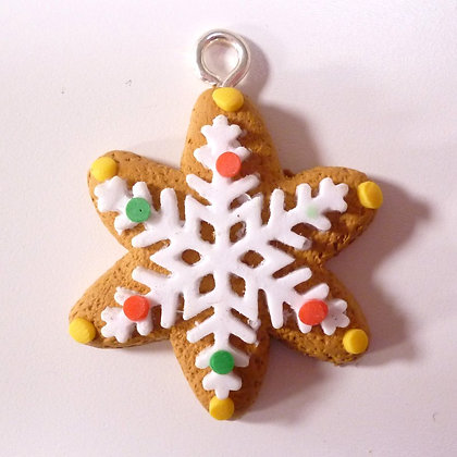 Gingerbread Charm :: Gingerbread Star
