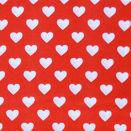 Fabric :: Hearts All Over