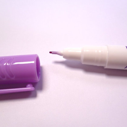 Clover Air Erasable Pen :: Purple