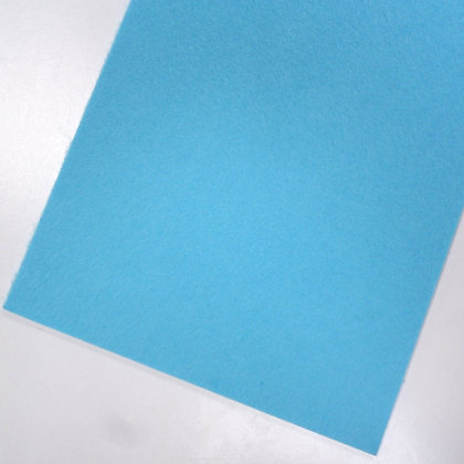 3mm THICK felt :: Baby Blue
