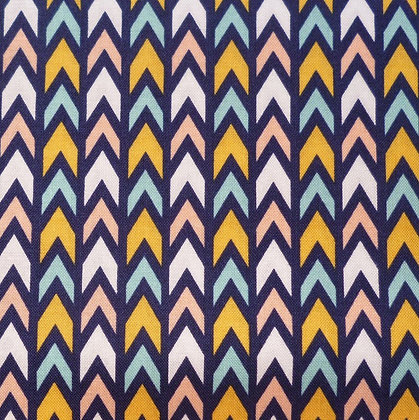 Fabric :: Azure Skies :: Arrows on Navy