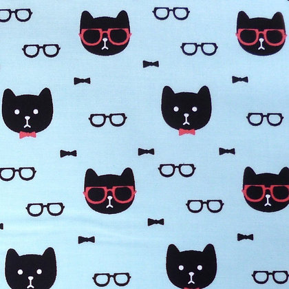BOLT END SALE :: Dapper Cat :: 195CM X 110CM