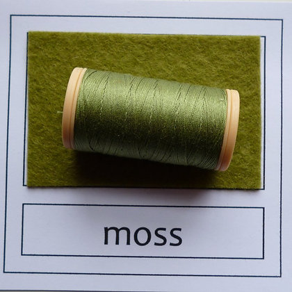 Sewing Thread :: Moss