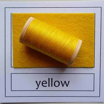 Sewing Thread :: Yellow
