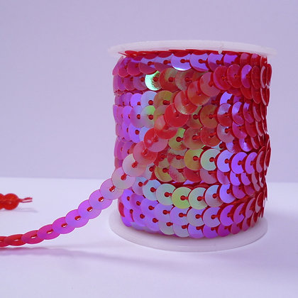 Sequins On A Spool :: Deep Pink