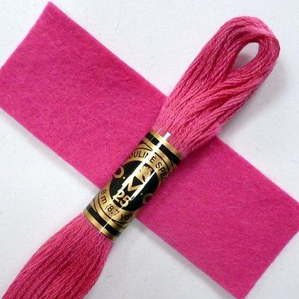 DMC Embroidery Thread :: Cerise (3805)