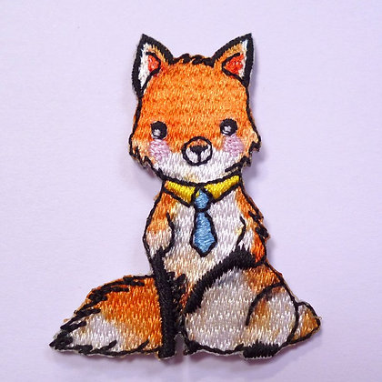 Embroidered Motif :: Woodland :: Fox