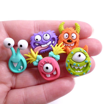 Fantastic Button Packs :: Mad For Monsters