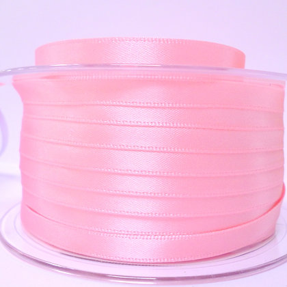7mm Satin Ribbon :: Baby Pink (401)