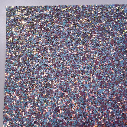 Chunky Glitter sheet :: Magical :: Pink/Grey