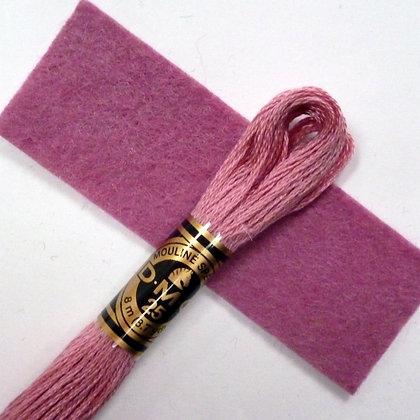 DMC Embroidery Thread :: Rose (3688)