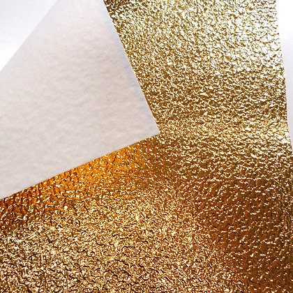 Crinkle Vinyl :: Gold