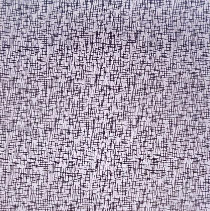 Fabric :: Hashtag :: Black & White