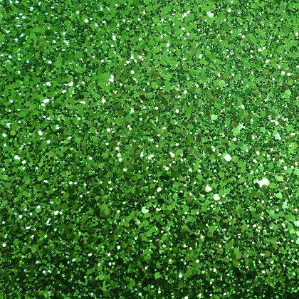 Chunky Glitter sheet :: Emerald