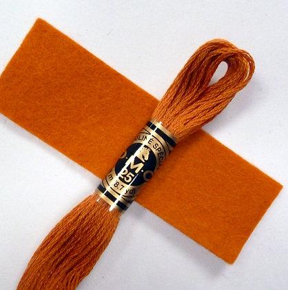 DMC Embroidery Thread :: Ginger (976)