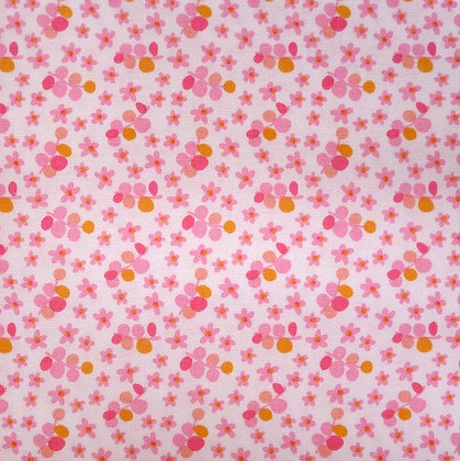 Fabric :: Forget Me Not :: Pink Tiny Flower