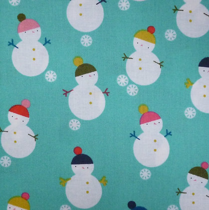SALE Fabric :: Merry and Bright :: Snowmen