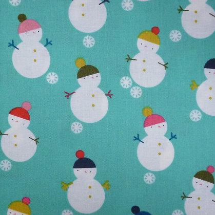 Fabric :: Merry and Bright :: Snowmen
