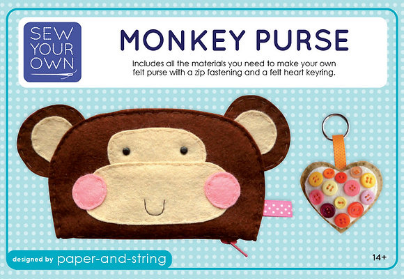 Monkey Purse Medium Kit