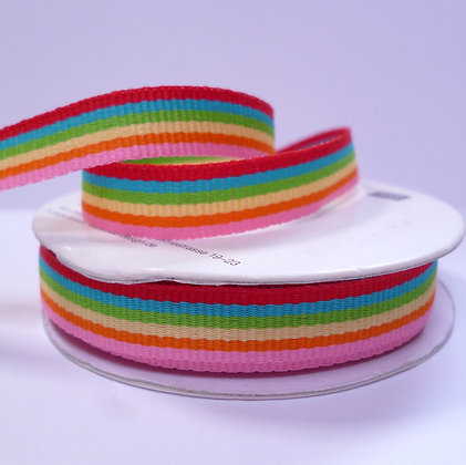 Rainbow Ribbon Spools :: Rainbow Bright