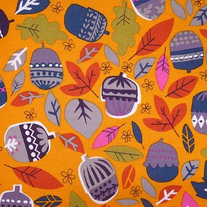 Fabric :: Walk In The Woods :: Acorns