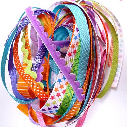 Ribbon Remnant Colour Pack :: Neon Lights